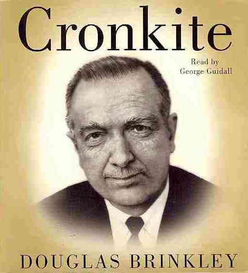 [CD] Cronkite By Brinkley, Douglas/ Guidall, George (NRT)